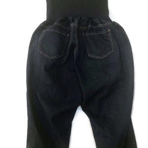 Motherhood Maternity 3X Secret Fit Belly Blue Jean